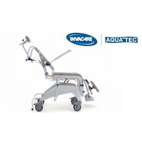Aquatec Ocean Dual VIP Shower Commode Chair
