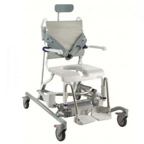 Aquatec Ocean E-VIP Shower Commode Chair