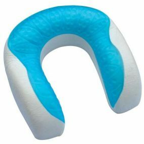 Travel Gel Neck Pillow With Cooling Pad