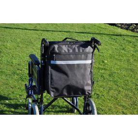 Splash Wheelchair Bag - Grey