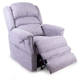 Pride Mobility Monmouth Riser Recliner - French Grey
