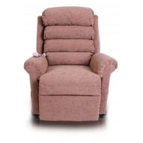 Pride Mobility 670 Chairbed Riser Recliner - Turf