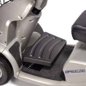 Breeze S4, S3 Adjustable Footrest