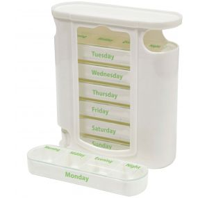 Weekday Pill Dispenser