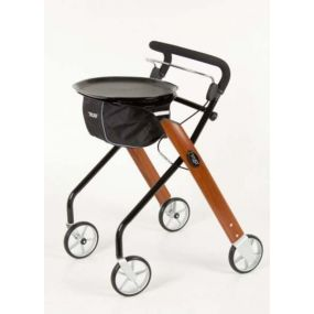 Lets Dream Rollator - Walnut
