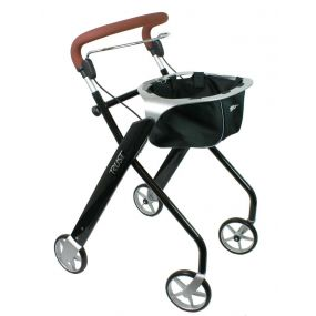 Lets Dream Rollator - Black
