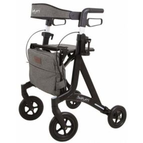 Saturn Rollator - Black