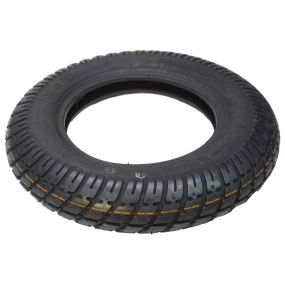300 x 8 - Black Pneumatic Tyre