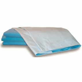 Washable Community Bed Pad - With Tucks