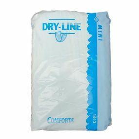 Comforta DryLine Mini Rectangular Incontinence Pads (28PK)