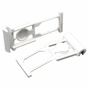 Savanah Raised Toilet Seat Spare Hinges