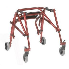 Nimbo Small With Seat - Castle Red