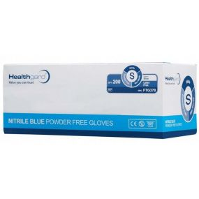 Nitrile Examination Gloves x200 - Small