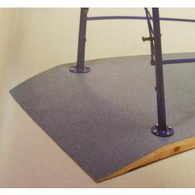 Westminster Parallel Bars - Non Slip Vinyl Base 560 x 120cm