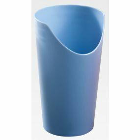 Nose Cut-out Mug - Blue