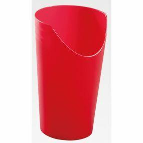 Nose Cut-out Mug - Red