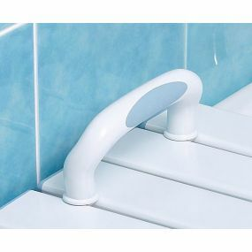 Nuvo Slatted Bath/Shower Board - Grab Handle Only