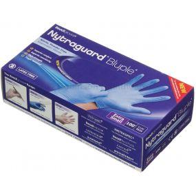 Readigloves Nytraguard Nitrile Powder Free Gloves - Box of 100