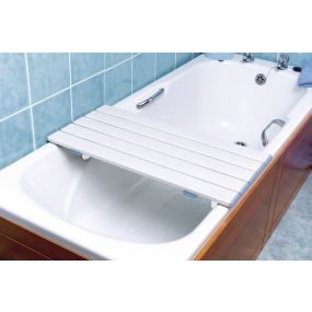 Nuvo Slatted Shower Board - Wide