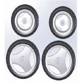 Off Road Wheels For Topro Olympos (Set of 4)