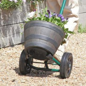 Plant Pot Trolley