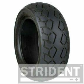 Pneumatic Black Tyre - 120/70 - 8
