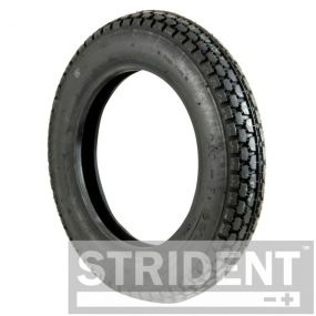 Pneumatic Black Tyre - 250 x 6