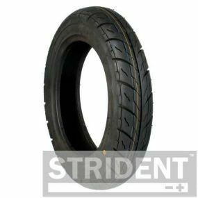Pneumatic Black Tyre - 300 x10