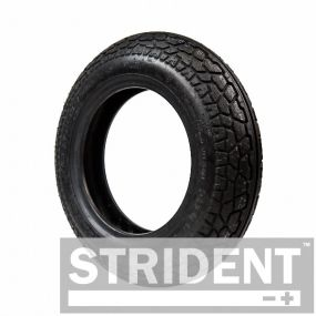 Pneumatic Black Tyre - 300 x 8