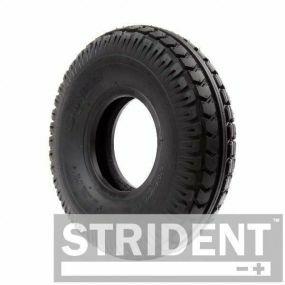 Pneumatic Black Tyre - 330 x 100 (4.00-5)
