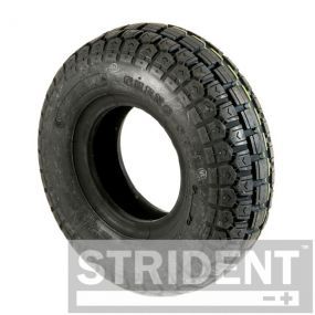 Pneumatic Black Tyre - 410/350 x 5