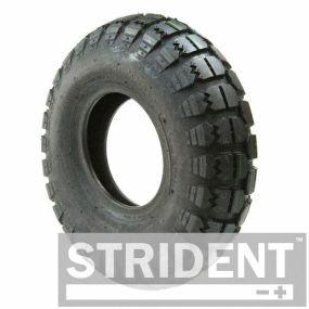 Pneumatic Black Tyre - 530/450 x 6