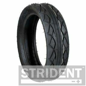 Pneumatic Black Tyre - 70/65 - 8
