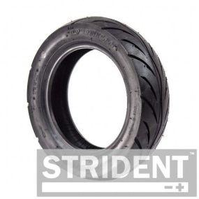 Pneumatic Black Tyre - 80/80-8