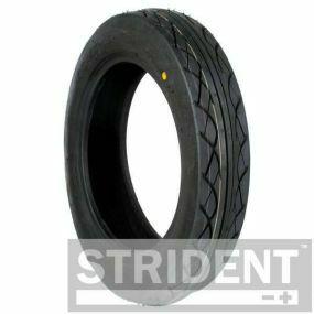 Pneumatic Black Tyre - 90/80-10