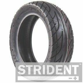 Pneumatic Black Tyre - 90/70-8