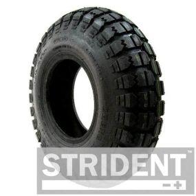 Pneumatic Black Tyre  - 300 x 6