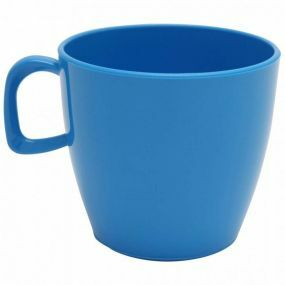 Polycarbonate Tea Cup - Blue