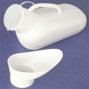 Portable Male/Female Urinal