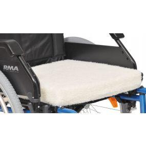 Posturetex Plus Cushion - Fleece Cover (43 x 43 x 10cm)