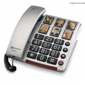 Amplicomms BigTel 40 Big Button Telephone