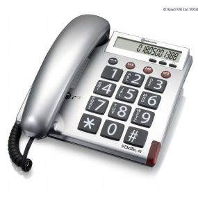 Amplicomms BigTel 48 Big Button Telephone