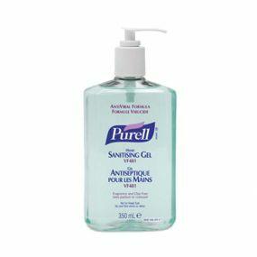 Purell Hand Sanitising Gel VF481 Antiviral Formula - 350ml