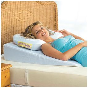 Deluxe Bed Wedge - Memory Foam