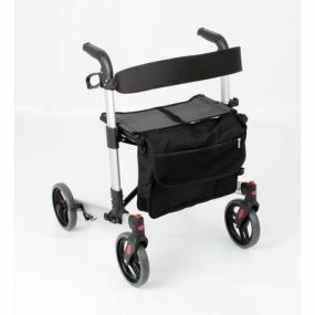 Days Quick Fold Rollator - Silver