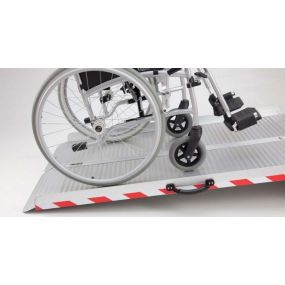 Extra Wide Folding Wheelchair Ramp - 2ft