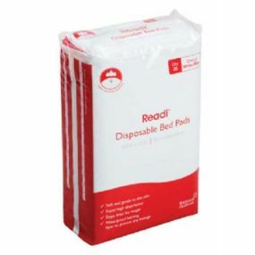 Disposable Bed Pads 40cm x 60cm - Pack of 25
