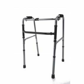 Folding Walking / Zimmer Frame - Silver