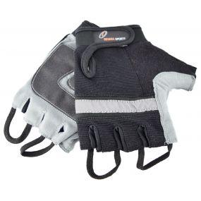 Revara Sports Wheelchair Gloves - XL (Black)