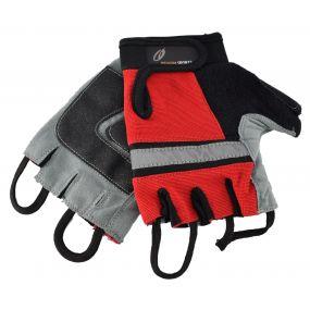 Revara Sports Wheelchair Gloves - XXL (Red)